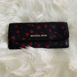 ‼️ Micheal Kors Rose 🌹 wallet ‼️